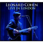 The cover of Cohen's newest live disk.